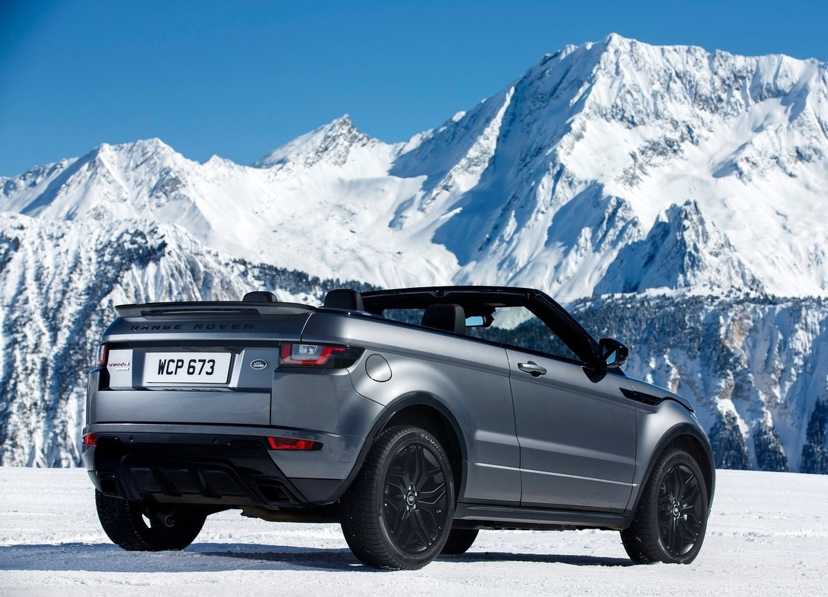 Range Rover Evoque Convertible Price Announced Cars Co Za