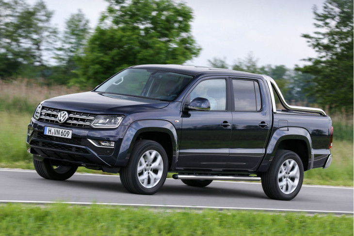 5e8f445c55 ... is set for a shake-up with the facelifted Volkswagen Amarok due for  launch in South Africa soon. The flagship version will be powered by a 3.0-litre  ...