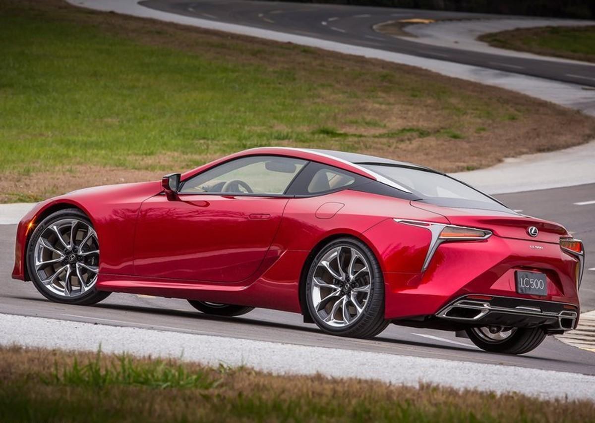 lexus lc500 coupe revealed cars co za rh cars co za