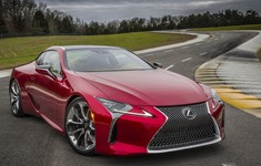 Lexus LC 500 2017 800x600 Wallpaper 02