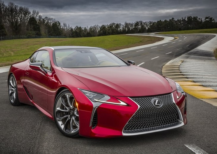 lexus lc500 coupe revealed cars co za rh cars co za