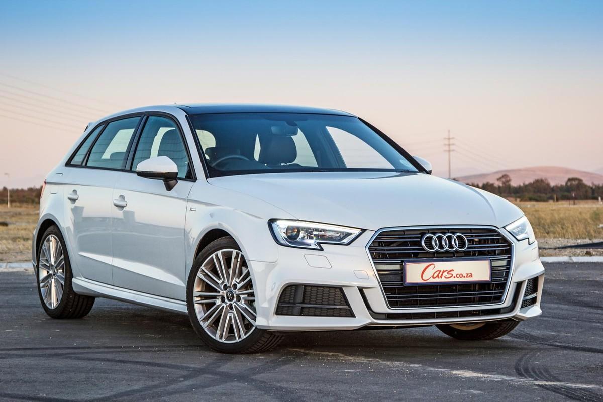 Audi A T Sportback Auto Review Carscoza - Audi a3 review