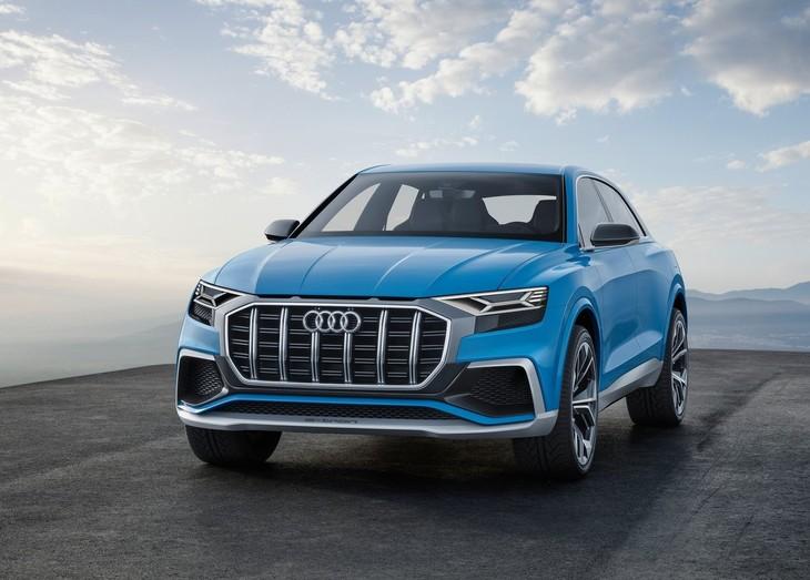 Audi Q8 Concept: Specs, Production Version >> Audi Q8 Concept Revealed In Detroit Cars Co Za