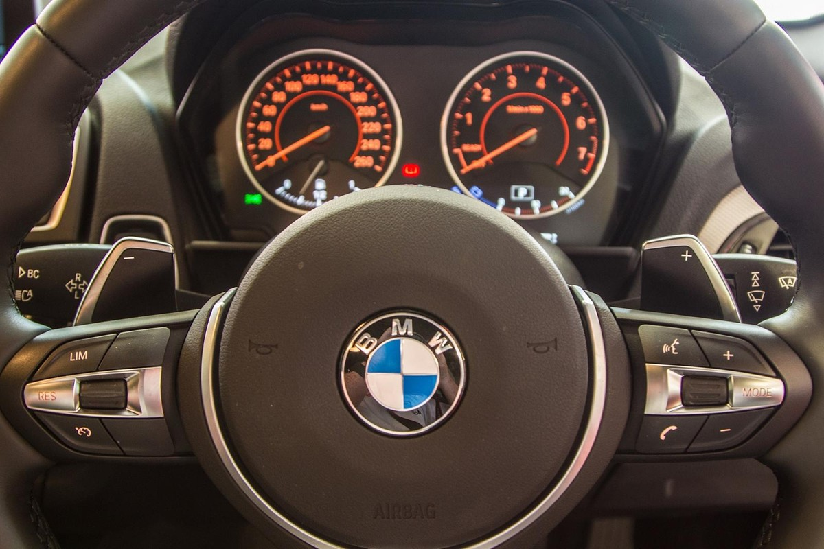 Bmw M140i 2016 Review F20 Fuse Box At The Summit Of 1 Series Range Sits A Hidden Performance Gem Its Called And Despite This Units Vivid Orange Paint Job It Too Lives In