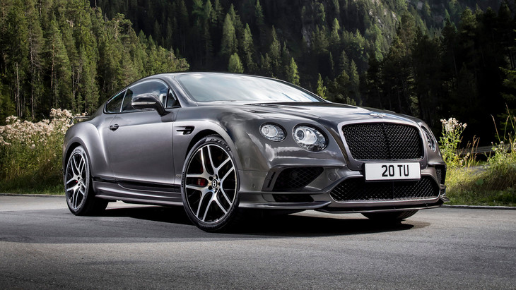Bentley Continental Supersports4