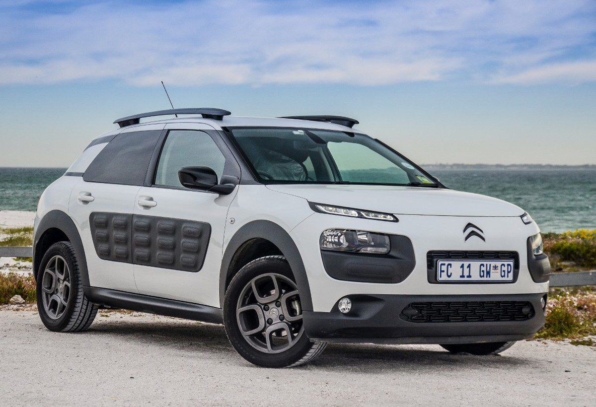 Citroen C4 Cactus Green >> Extended Test Citroen C4 Cactus With Video Cars Co Za