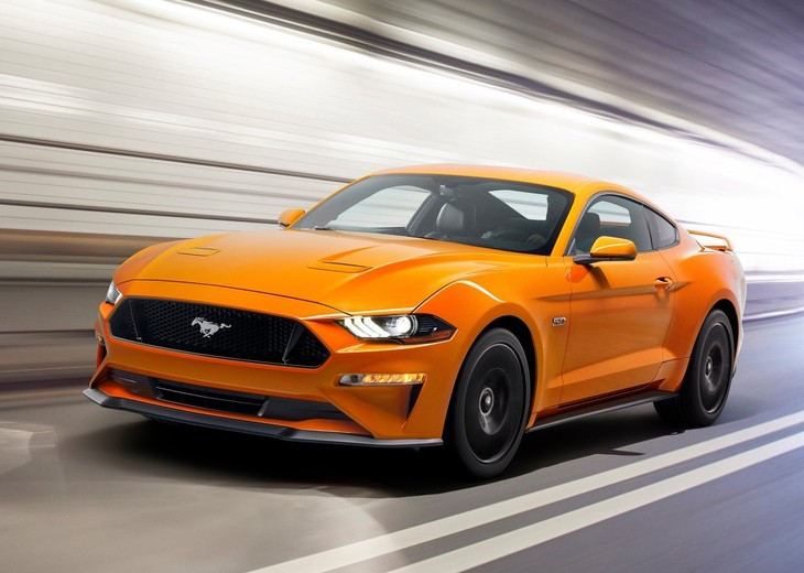 Update 2018 Ford Mustang Performance Figures Revealed With Video