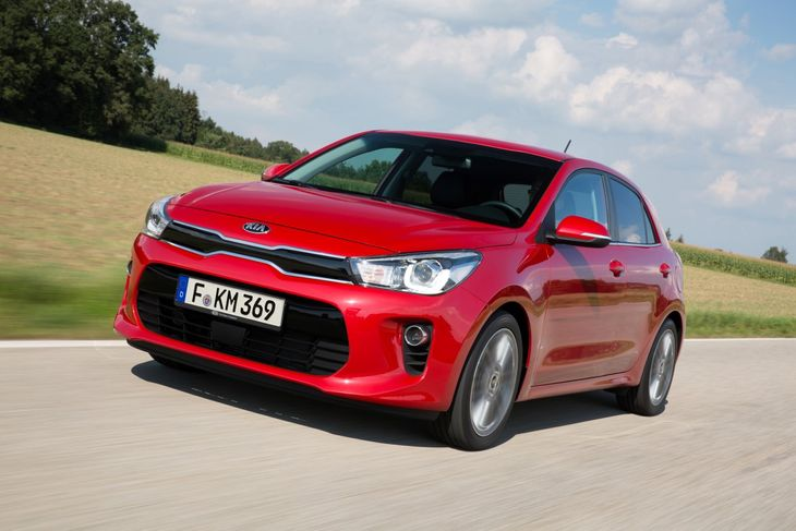 Kia Rio (2017) International First Drive - Cars co za