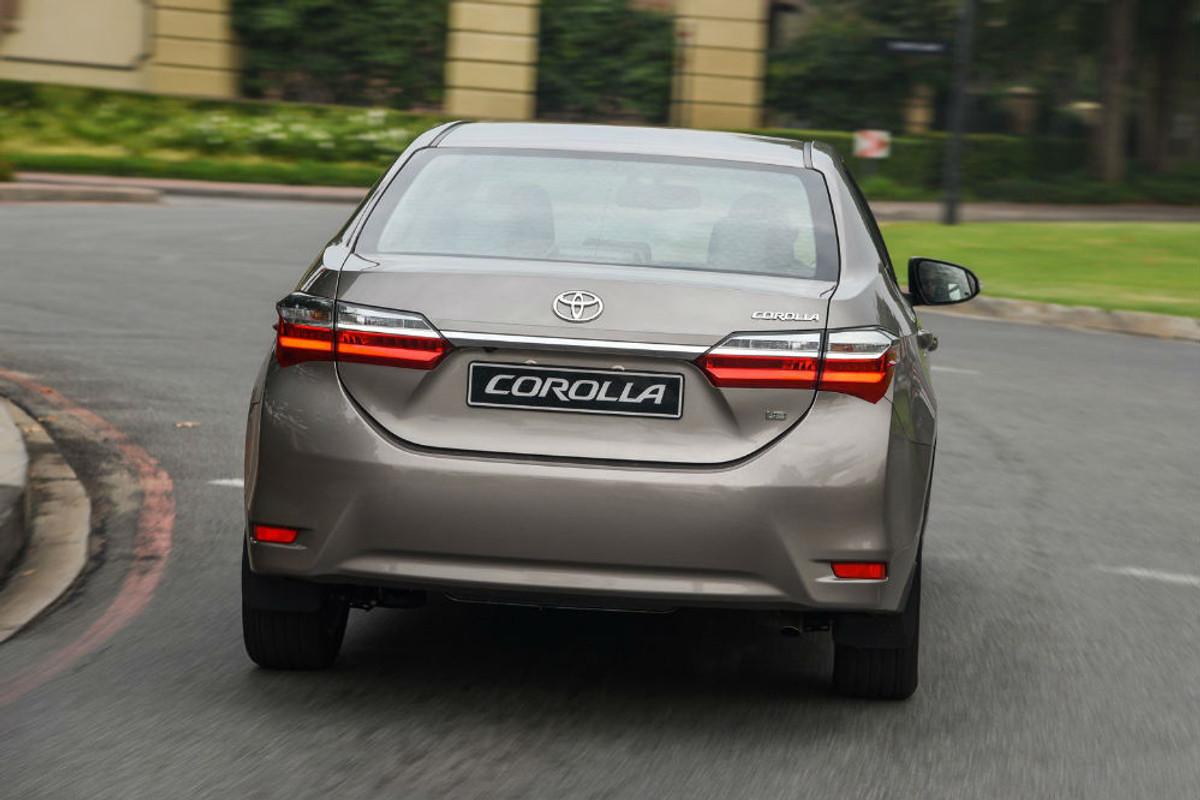 Toyota Corolla facelift (2017) Specs & Price - Cars co za