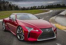 Lexus LCfront