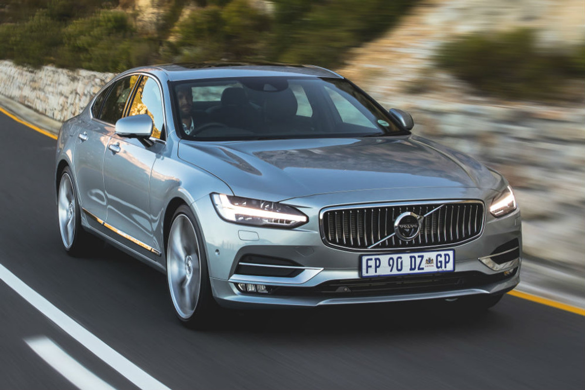 Volvo Sweetens Deal On S90 Other Ranges Cars Co Za