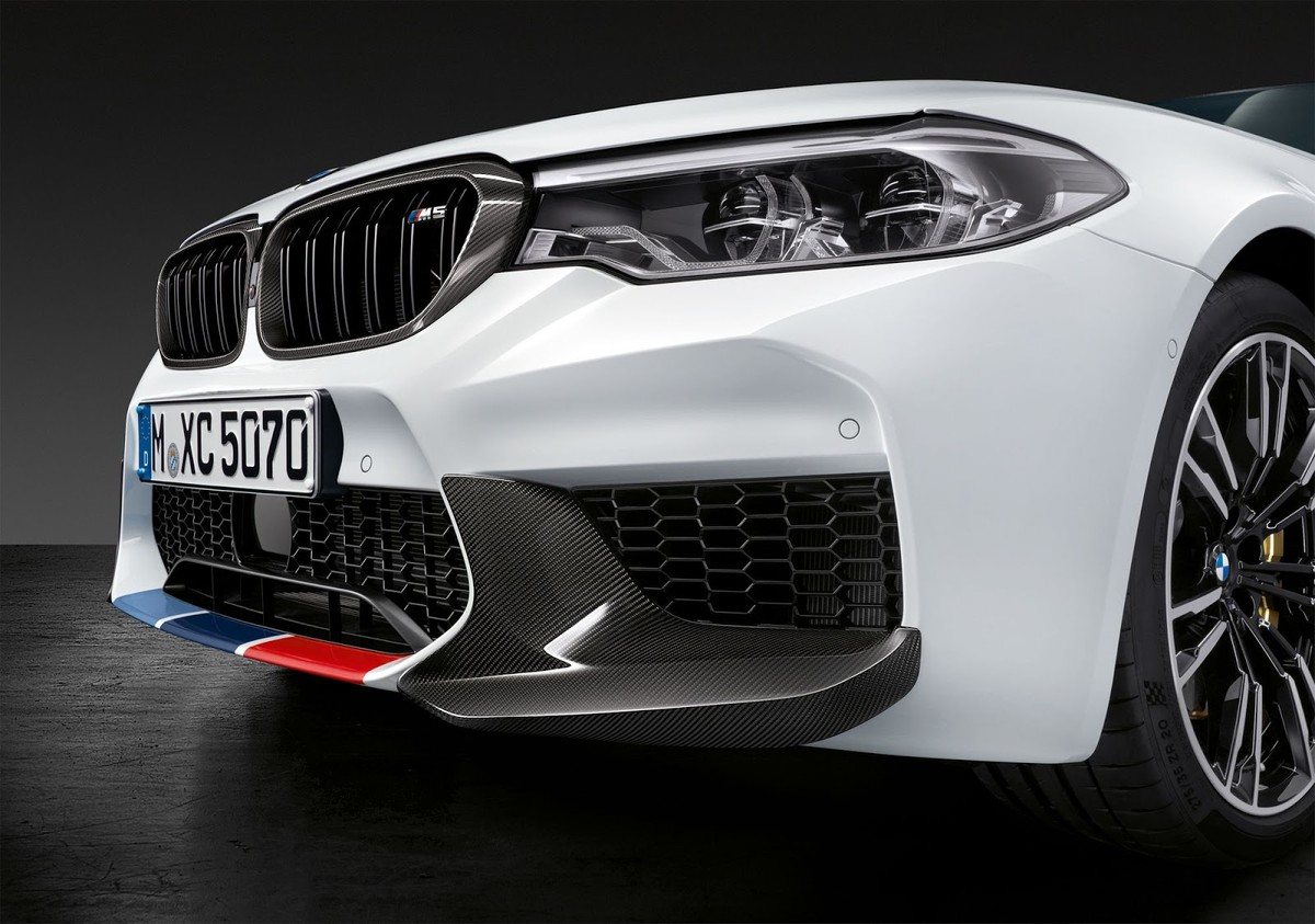 Bmw M5 Competition Pack On Its Way Cars Co Za