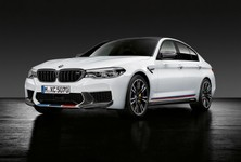 BMW M5 M Performance Parts 1