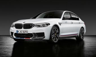 BMW M5 M Performance Parts 1