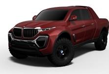 Bmw Pickup Concept1