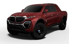 Bmw Pickup Concept1