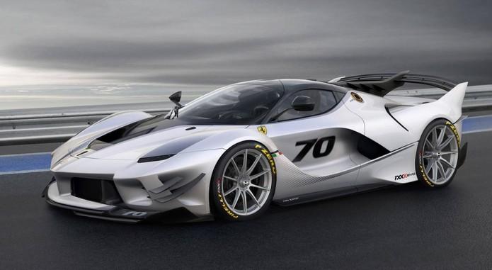 Ferrari Fxx K Evo4