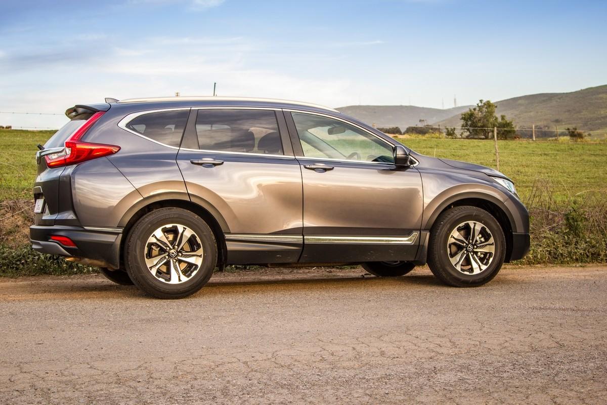 Honda Cr V 1 5t Executive 2017 Review Cars Co Za
