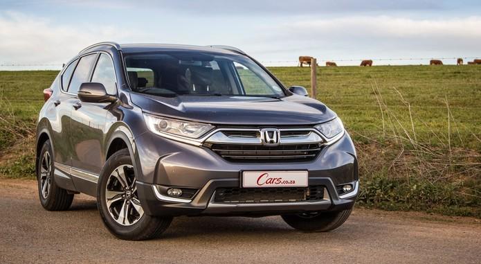 Honda CRV 11