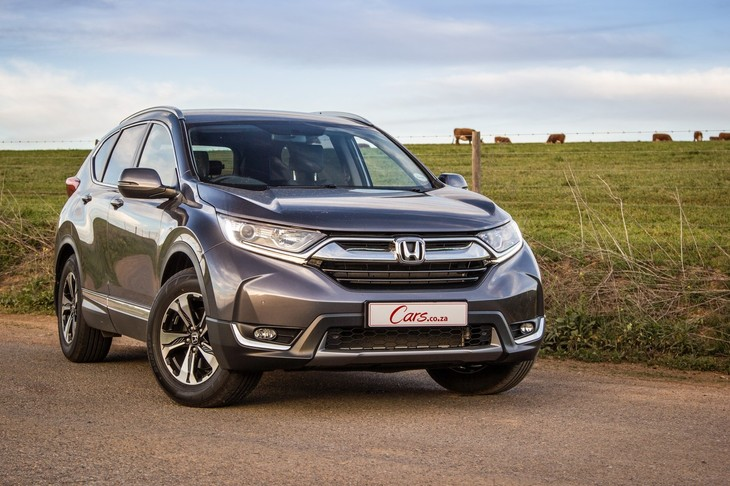 Honda CR-V 1 5T Executive (2017) Review - Cars co za