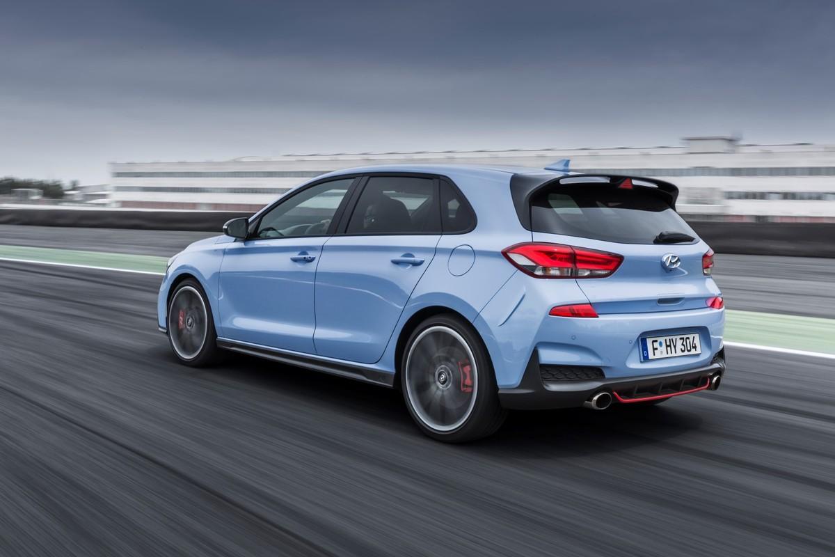 Hyundai I30n >> Hyundai I30 N 2018 International Launch Review Cars Co Za