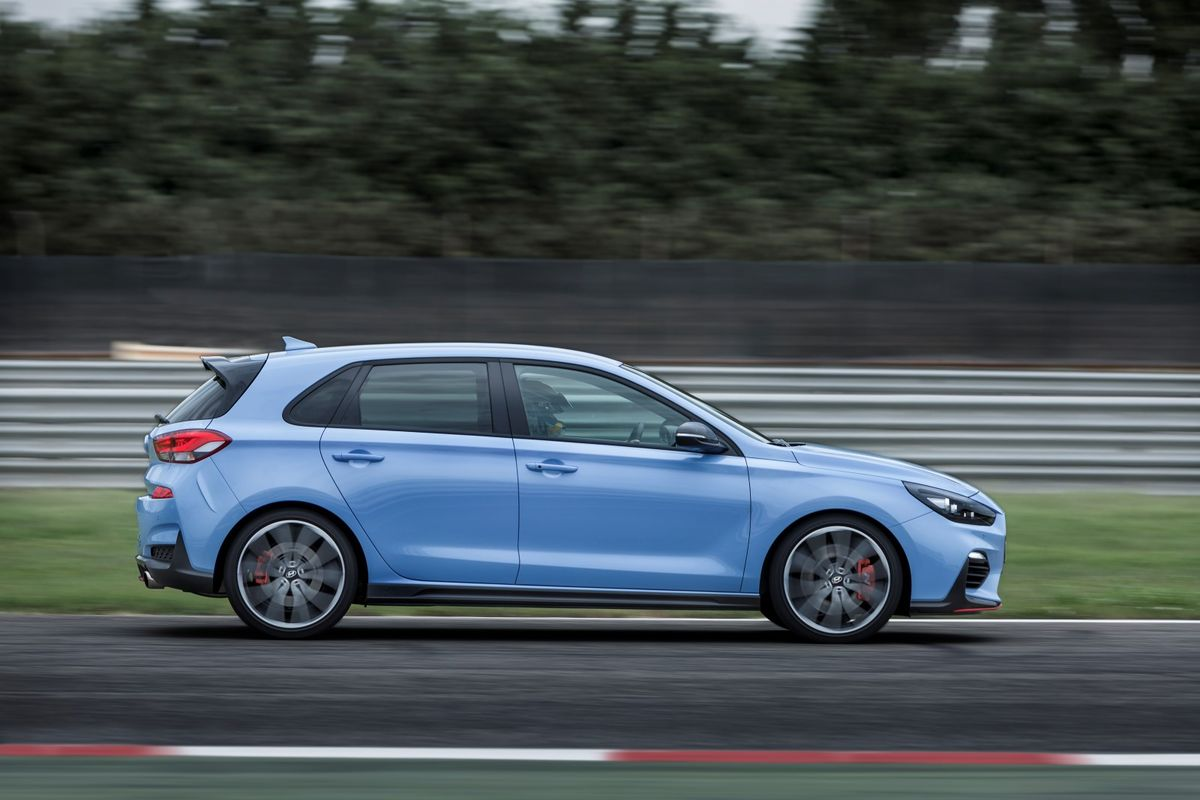 Hyundai I30 N 2018 International Launch Review Cars Co Za