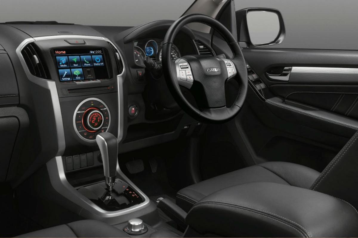 Isuzu Mu X 2018 International Launch Review Cars Co Za