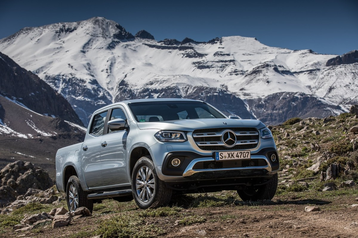Mercedes-Benz X-Class (2018) Specs & Price - Cars.co.za
