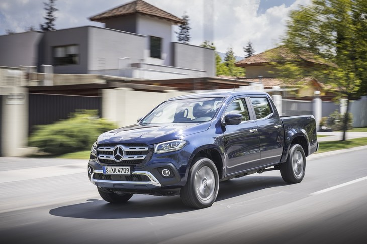 Mercedes-Benz X-Class (2018) Specs & Price - Cars co za