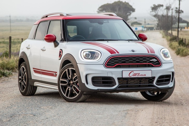 Mini Countryman JCW 7