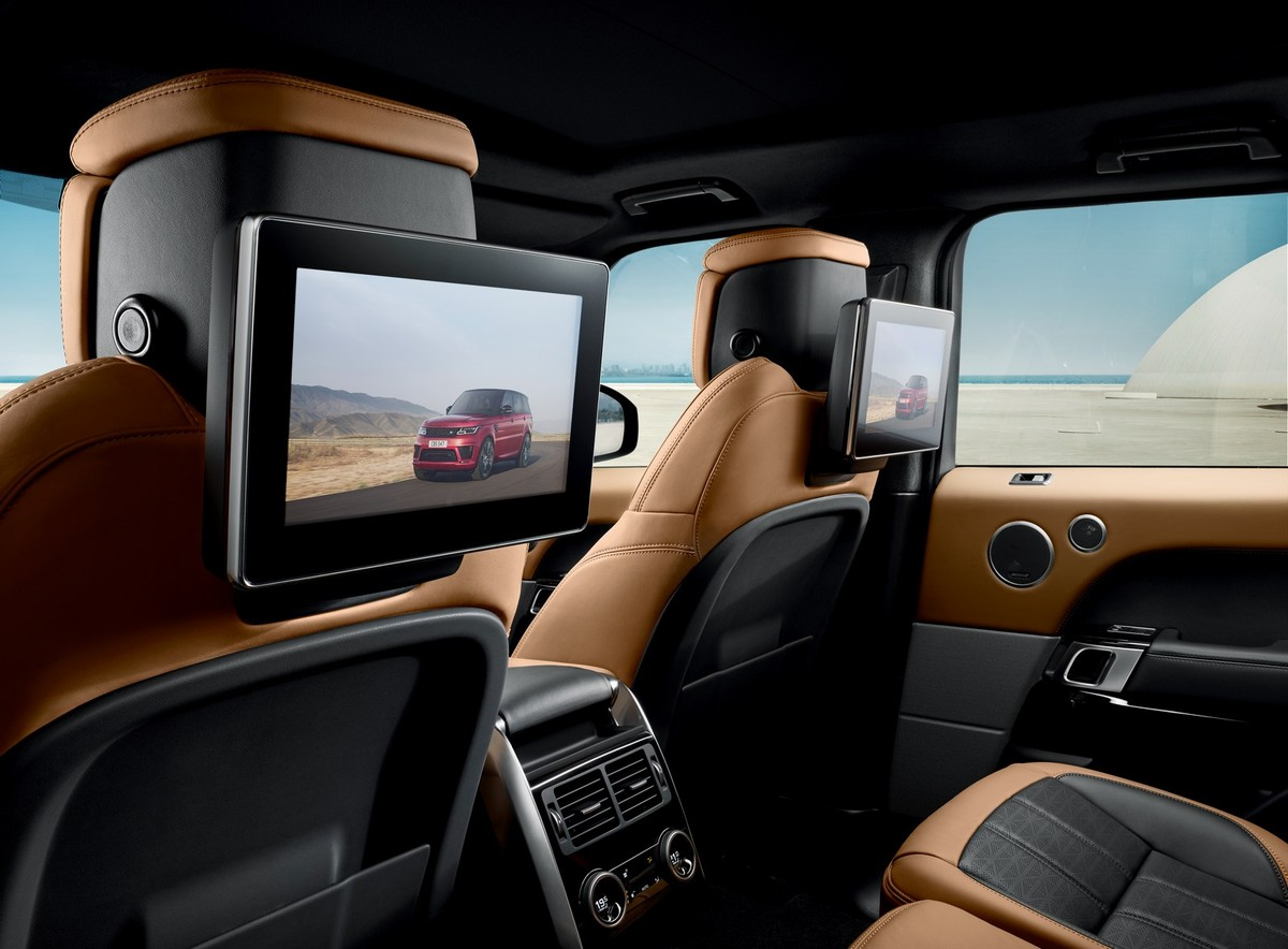 Facelifted Range Rover Sport 2018 Specs Price W Video Cars Co Za