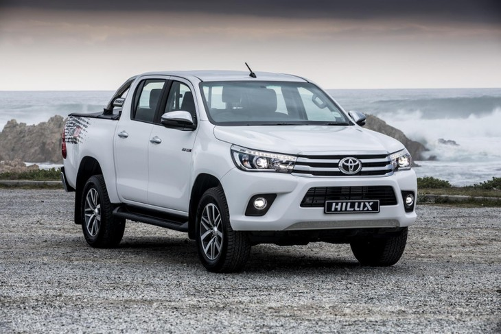 Toyota Hilux Range Bolstered By New Derivatives Cars Co Za