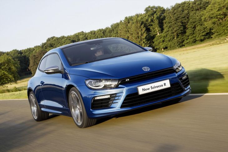 The Volkswagen Scirocco Has Died Cars Co Za