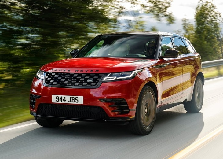 Range Rover Velar 5 Cool Features Cars Co Za