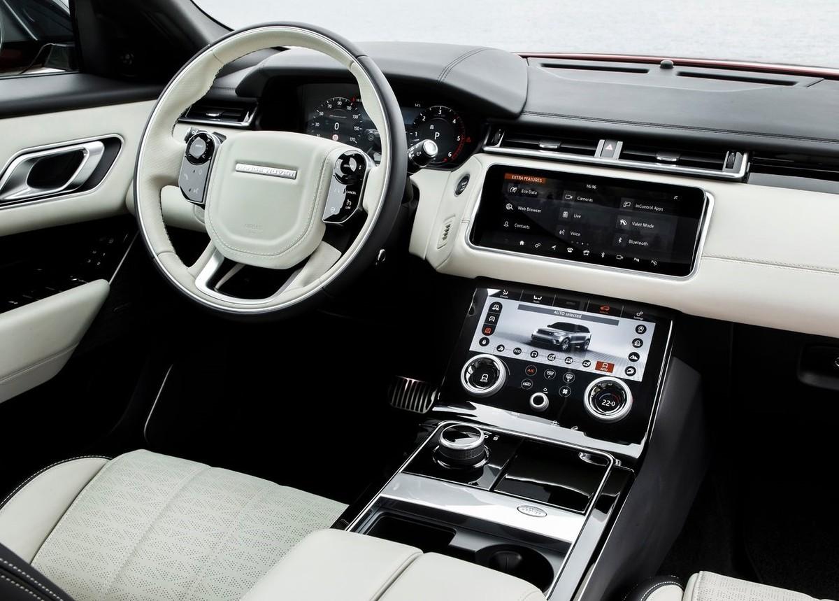 2018 Range Rover Velar: Specs, Design, Price >> Range Rover Velar 2017 Specs Pricing Cars Co Za