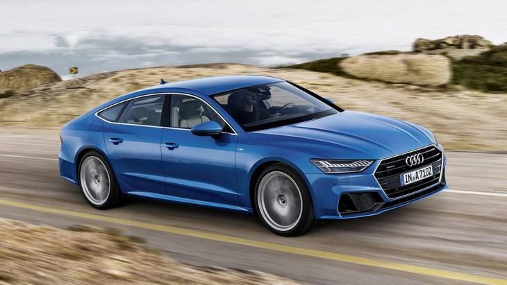 Update: New Audi A7 Sportback Revealed [w/Video] - Cars co za