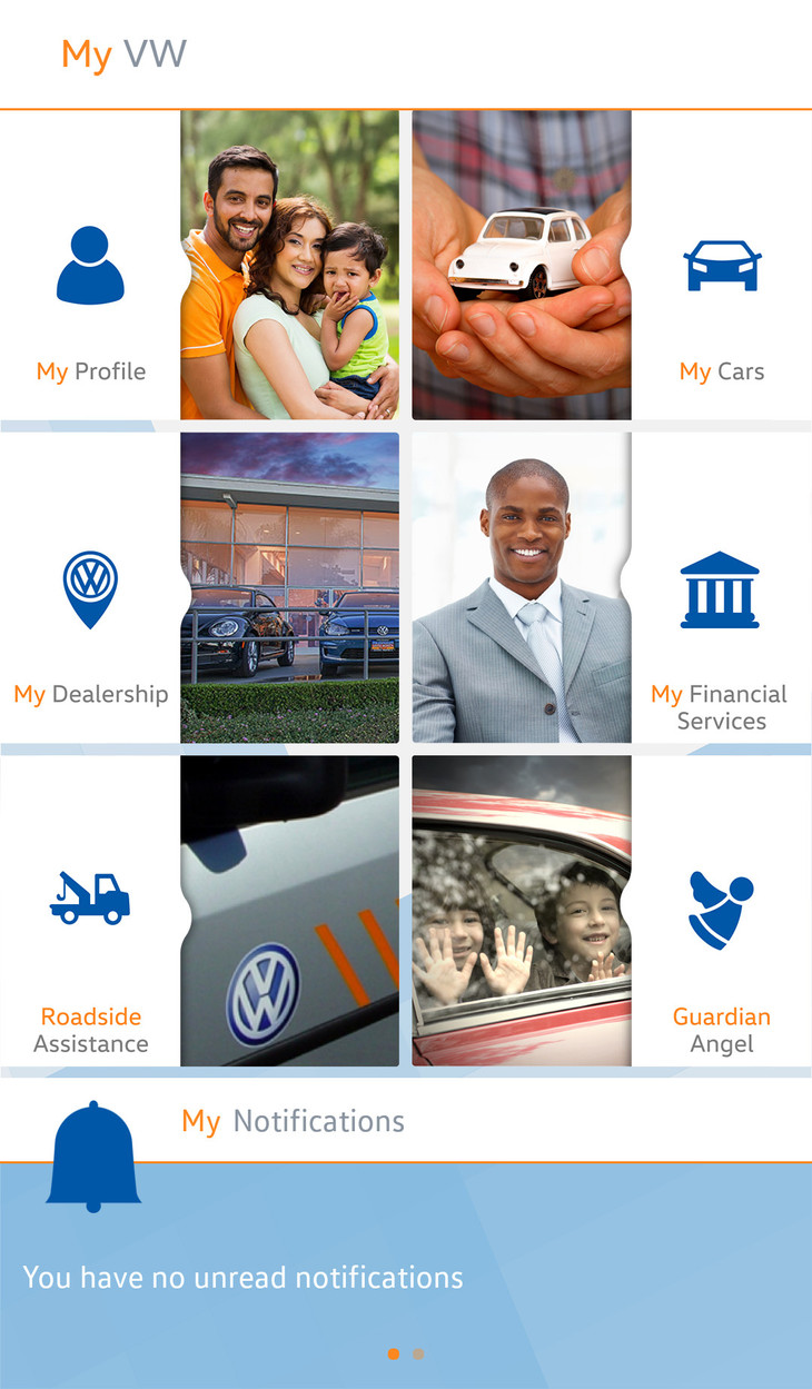Volkswagen launches app for SA customers - Cars co za
