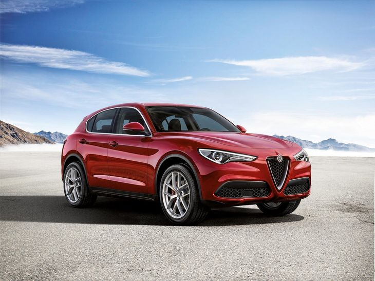 alfa romeo stelvio (2017) launch review - cars.co.za