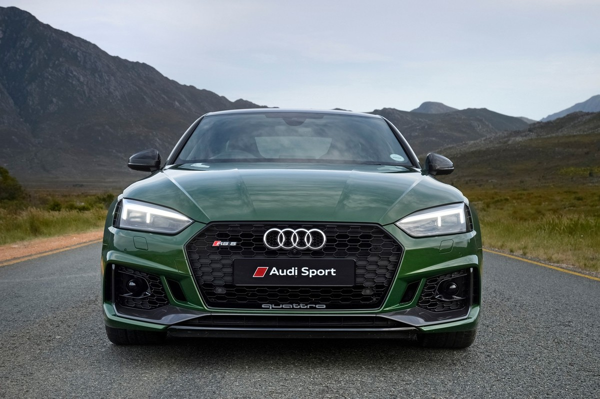 Audi RS5 (2017) Launch Review - Cars.co.za