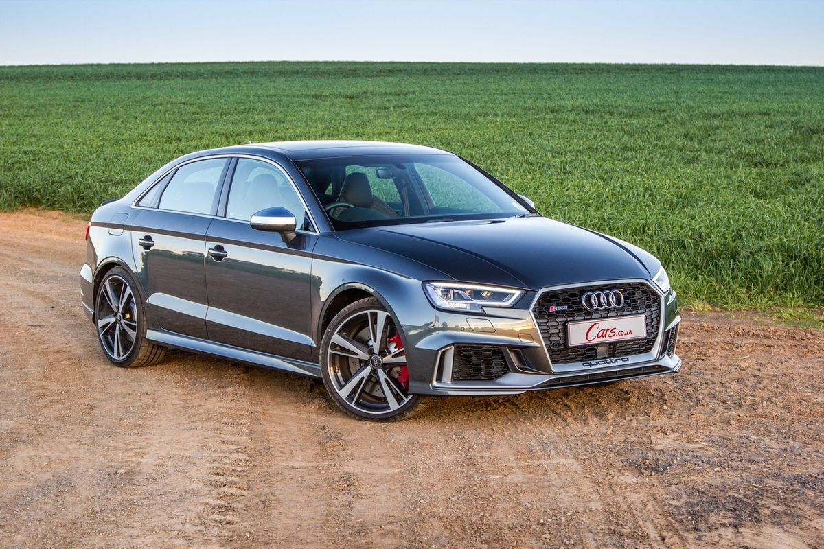 Audi RS3 Sedan (2017) Quick Review - Cars.co.za