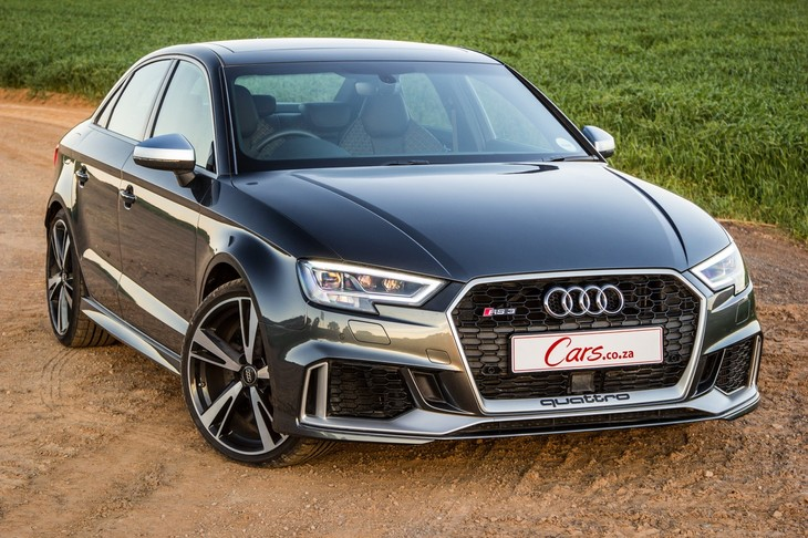 Audi RS3 Sedan (2017) Quick Review - Cars.co.za