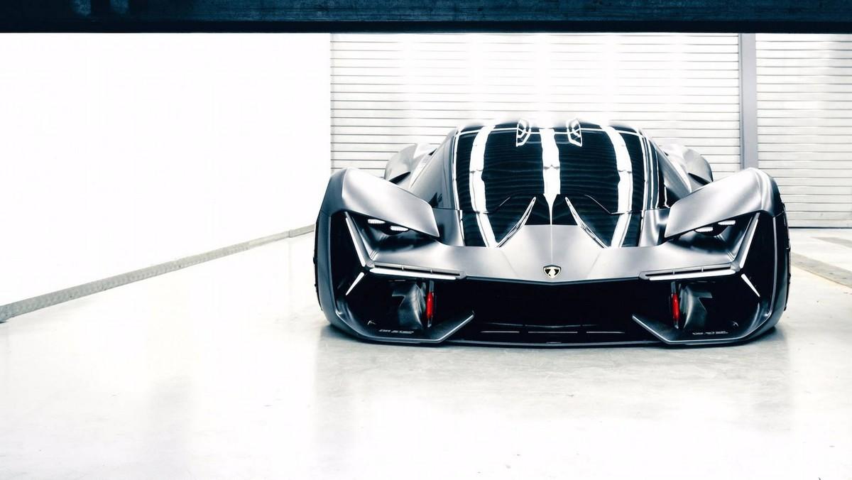 Lamborghini Reveals Self Healing Terzo Millennio Concept Cars Co Za