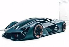 Lamborghini Terzo Millennio Concept 16