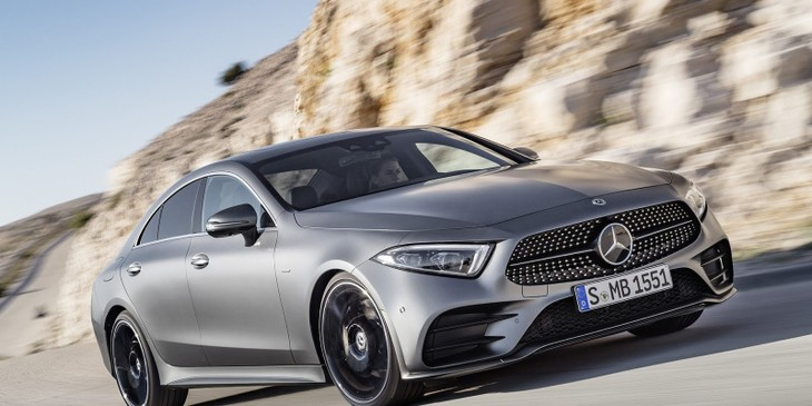 New Mercedes Benz >> All New Mercedes Benz Cls Breaks Cover Cars Co Za