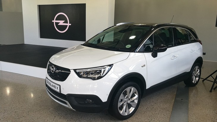 Opel Crossland X 2017 Launch Review Cars Co Za