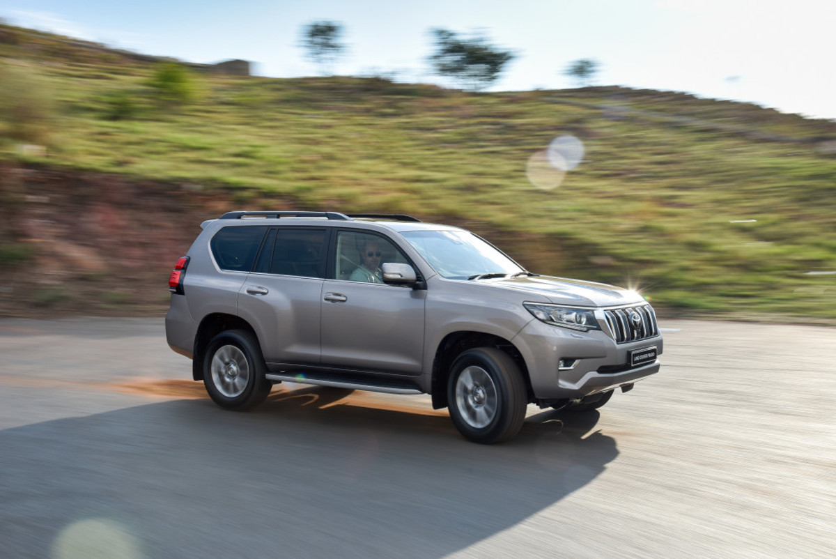 Toyota Land Cruiser Prado 2017 Launch Review The Specification Sheet Isnt Impressive But Everyone Who Is Serious About Luxury Suv Gravel Travel Wants One Why To