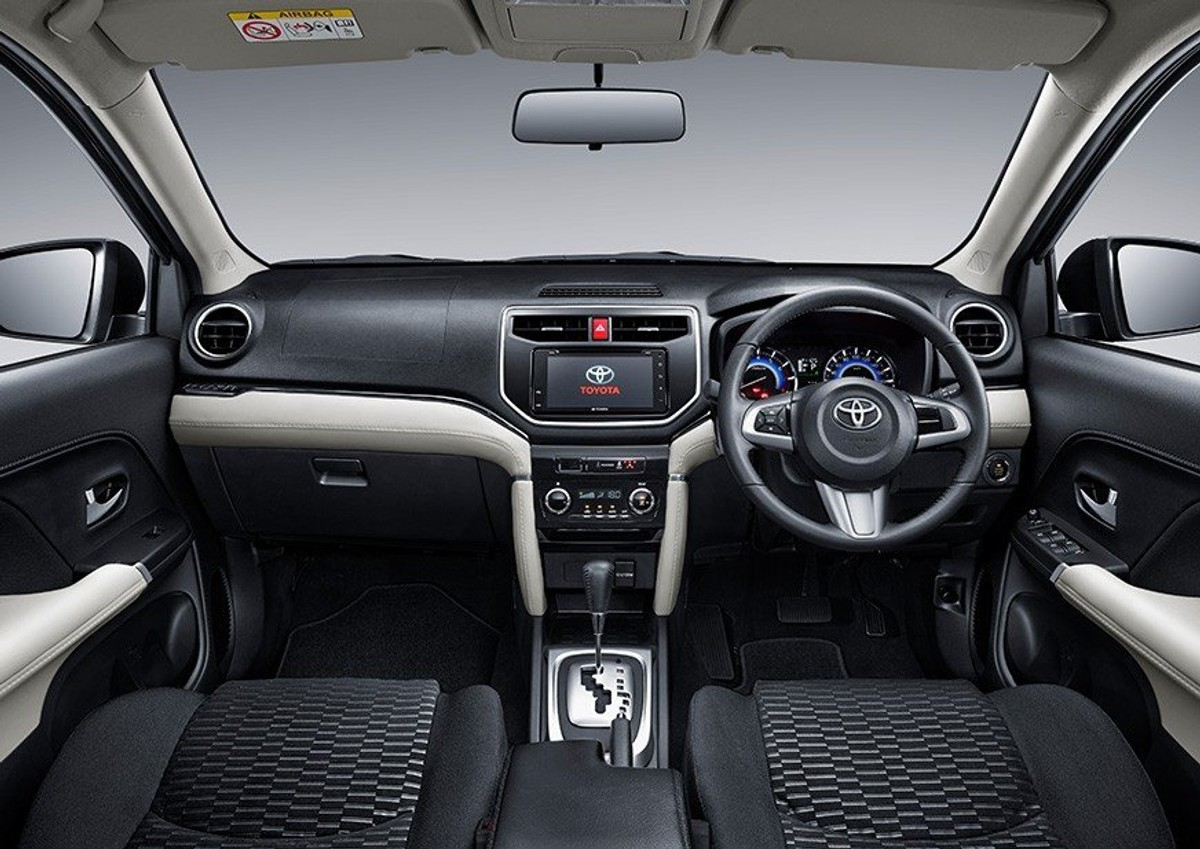Toyota Rush in SA (2018) Pricing Details - Cars co za