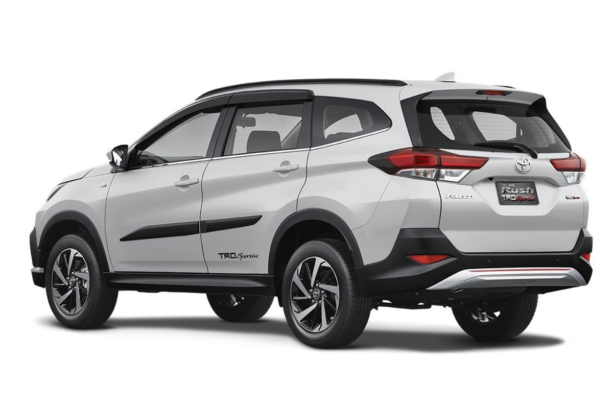 Toyota Rush In SA (2018) Pricing Details
