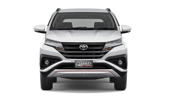 New Toyota Rush Front
