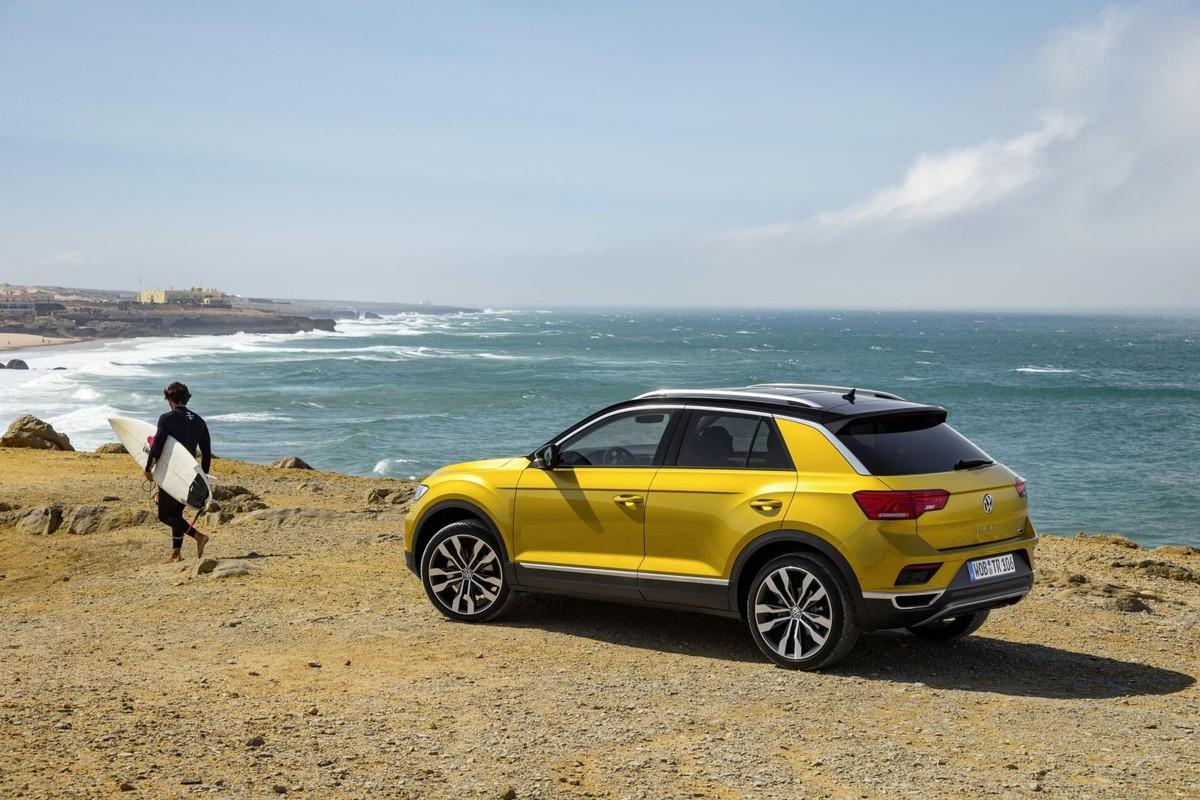 2020 VW Tiguan: Design, Specs, Price >> Volkswagen T Roc 2020 International Launch Review Cars Co Za